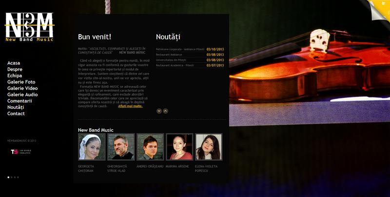 newbandmusic.ro